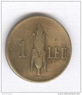1 Leu Roumanie 1939 - Romania