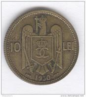 10 Lei Roumanie 1930 - Romania