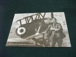 GRANDE GUERRA 1915 1918 PILOTI AEREI CARABINIERI PIONIERI AVIAZIONE  PILOTA AEREO CHIANTINI ARMANDO - Aviatori