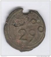 4 Falus Maroc / Marocco 1290 / 1873 Fés - Maroc