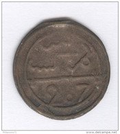 4 Falus Maroc / Marocco 1287 / 1870 Marrakech - Morocco