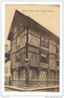CPA Bar Sur Seine - Maison Renaissance - Circulée - Bar-sur-Seine