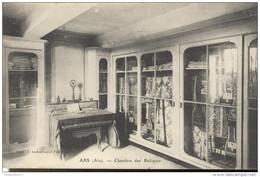 CPA Ars - Chambre Des Reliques - Circulée 1906 - Ars-sur-Formans