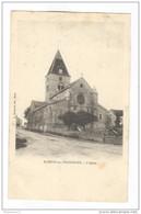 CPA St Seine Sur Vingeanne - L'Eglise -  Circulée 1907 - Autres Communes