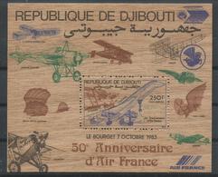 DJIBOUTI YVERT H/B 2    MNH  ** - Yibuti (1977-...)