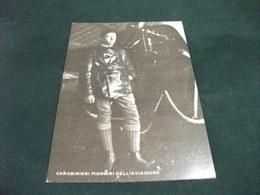 GRANDE GUERRA 1915 1918 PILOTI AEREI CARABINIERI PIONIERI AVIAZIONE  PILOTA AEREO FABBRI FRANCESCO - Aviatori