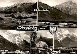 Obsteig, Tirol - 5 Bilder (5084) * 12. 7. 1967 - Österreich