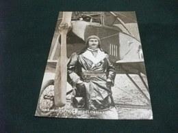 GRANDE GUERRA 1915 1918 PILOTI AEREI CARABINIERI PIONIERI AVIAZIONE  PILOTA AEREO RONCETTI AUGUSTO - Aviatori