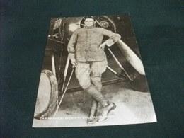 GRANDE GUERRA 1915 1918 PILOTI AEREI CARABINIERI PIONIERI AVIAZIONE  PILOTA AEREO BALLANDI ROBERTO - Aviatori