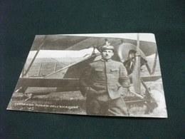 GRANDE GUERRA 1915 1918 PILOTI AEREI CARABINIERI PIONIERI AVIAZIONE  PILOTA AEREO SATTA GIOVANNI - Aviatori