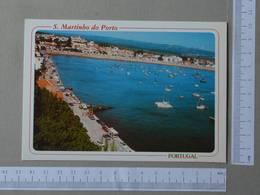 PORTUGAL - ASPECTO DA BAIA -  S. MARTINHO DO PORTO -   2 SCANS  - (Nº26635) - Leiria