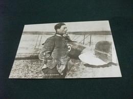 GRANDE GUERRA 1915 1918 PILOTI AEREI CARABINIERI PIONIERI AVIAZIONE  PILOTA AEREO SANZO FRANCESCO - Aviatori