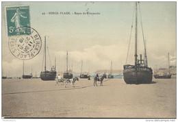 CPA Berck Plage - Repos Du Dimanche - Circulée En 1910 - Berck