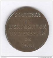 Souvenir De L'Exposition Universelle De 1900 - Andere