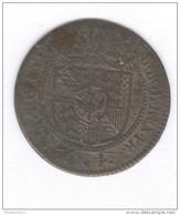 4 Kreuzer Suisse - Canton De Neuchatel 1793 - Suisse