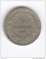 5 Slotinki Bulgarie 1912 - Bulgaria