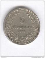 5 Stotinki Bulgarie 1912 - Bulgaria