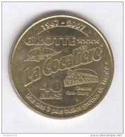 Monnaie De Paris - Grotte La Cocalière 1967- 2007 - Monnaie De Paris