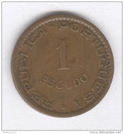 1 Escudo Angola 1965 - Angola