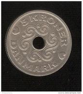 5 Kroner Danemark 1990 - Dänemark