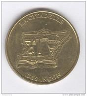 Monnaie De Paris - La Citadelle - Besançon 1998 - Monnaie De Paris