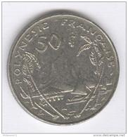 50 Francs Polynésie Française 1982 - French Polynesia