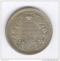 1 Roupie / Rupee Inde / India 1942 Georges VI - TTB - India