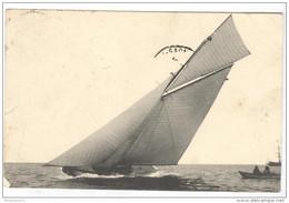 CPA Arcachon - Régate - Circulée En 1910 - Arcachon