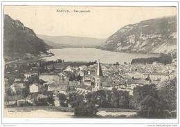 CPA Nantua - Vue Générale - Circulée En 1922 - Nantua