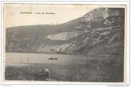CPA Nantua - Lac De Nantua - Circulée En 1926 - Nantua