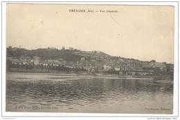 CPA Trévoux - Vue Générale - Circulée En 1914 - Trévoux