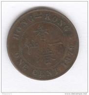 1 Cent Hong Kong 1879 - Victoria - TB+ - Frappe Monnaie - Hong Kong