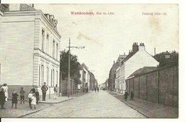 59 - WAMBRECHIES / RUE DE LILLE - France