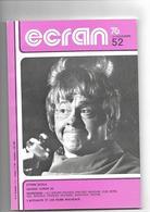 Revue Cinéma Ecran 76       N° 52  Cukor (2)   Ettore Scola - Cinéma/Télévision