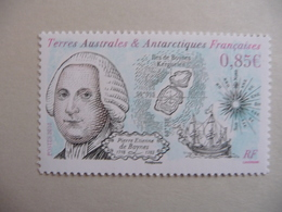 "TAAF  2018  N° Y&T  "" Pierre Etienne De Boynes""  1V  Neuf - Terres Australes Et Antarctiques Françaises (TAAF)"
