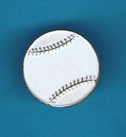 PIN'S //  ** BALLE DE BASEBALL ** - Baseball