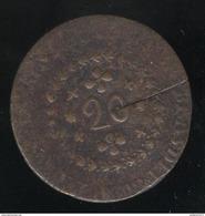 20 Réis Brésil / Brasil 1830 R - Brésil