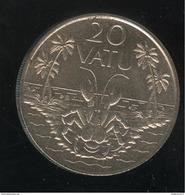20 Vatu Vanuatu 1983 - Sup - Vanuatu
