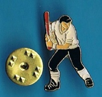 PIN'S //  ** BASEBALL / FRAPPEUR / David ORTIZ ** - Baseball