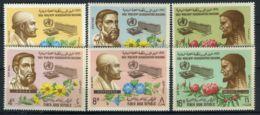 YEMEN ( POSTE/AERIEN ) : Y&T N° 164/166 + P A 69/71  TIMBRES  NEUFS  SANS  TRACE  DE  CHARNIERE . - Yémen