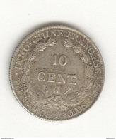 10 Centimes Indochine 1922 - Non Classés