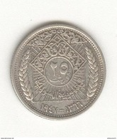 25 Piastres Syrie / Syria 1947 - Syrie