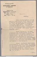 Entr'aide D'hiver Du Maréchal - Prise De RDV D'un Collecteur De Fonds - Dokumente