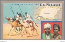 Publicité Le Lion Noir - Les Colonies Françaises - Le Niger - Autres