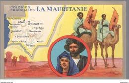 Publicité Le Lion Noir - Les Colonies Françaises - Mauritanie - Autres