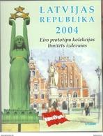 BU Lettonie 2004 - Essai / Probe / Trial - EURO