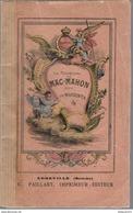 Brochure Illustrée De Propagande Catholique - Série La Croix Et L'Epée - Le Maréchal De Mac Mahon - Circa 1900 - Dokumente