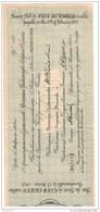 Bon Du Trésor De 500 Roubles Remboursable Le 15 Février 1919 - 1 Pli Vertical - Très Bon état - Rusia