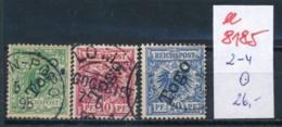 Togo Nr.  2-4  O     (ee8185  ) Siehe Scan - Kolonie: Togo