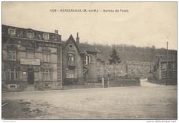 CPA - Herserange - Bureau De Poste -  Circulé 1931 - France